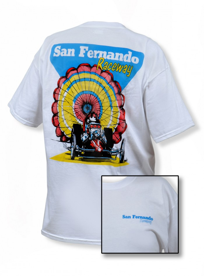 Drag Strip Retro T Shirts Jon Kaase Racing Engines